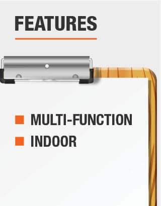 This product includes multi-function, and is recommended for use indoor