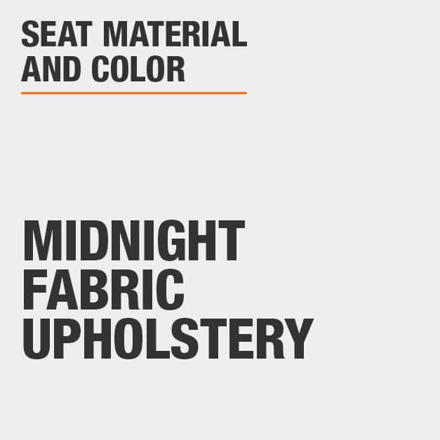 Collection with Midnight Fabric Upholstery