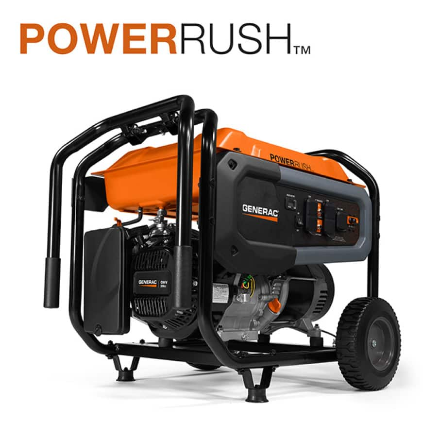 PowerRush Advanced Technology