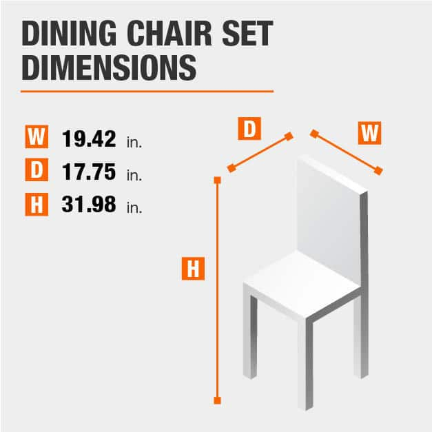 Dining Chairs (Set of 2)