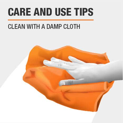 Care and Use Tips
