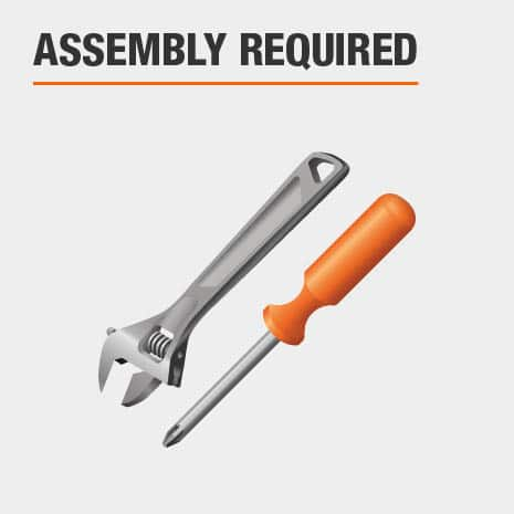 Assembly is required.