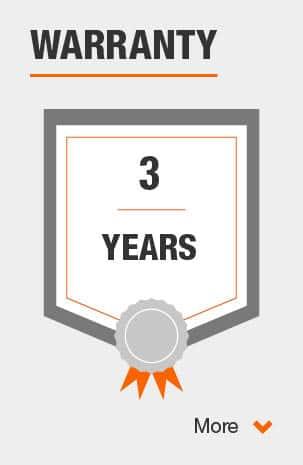 Stool with 3 Year Warranty