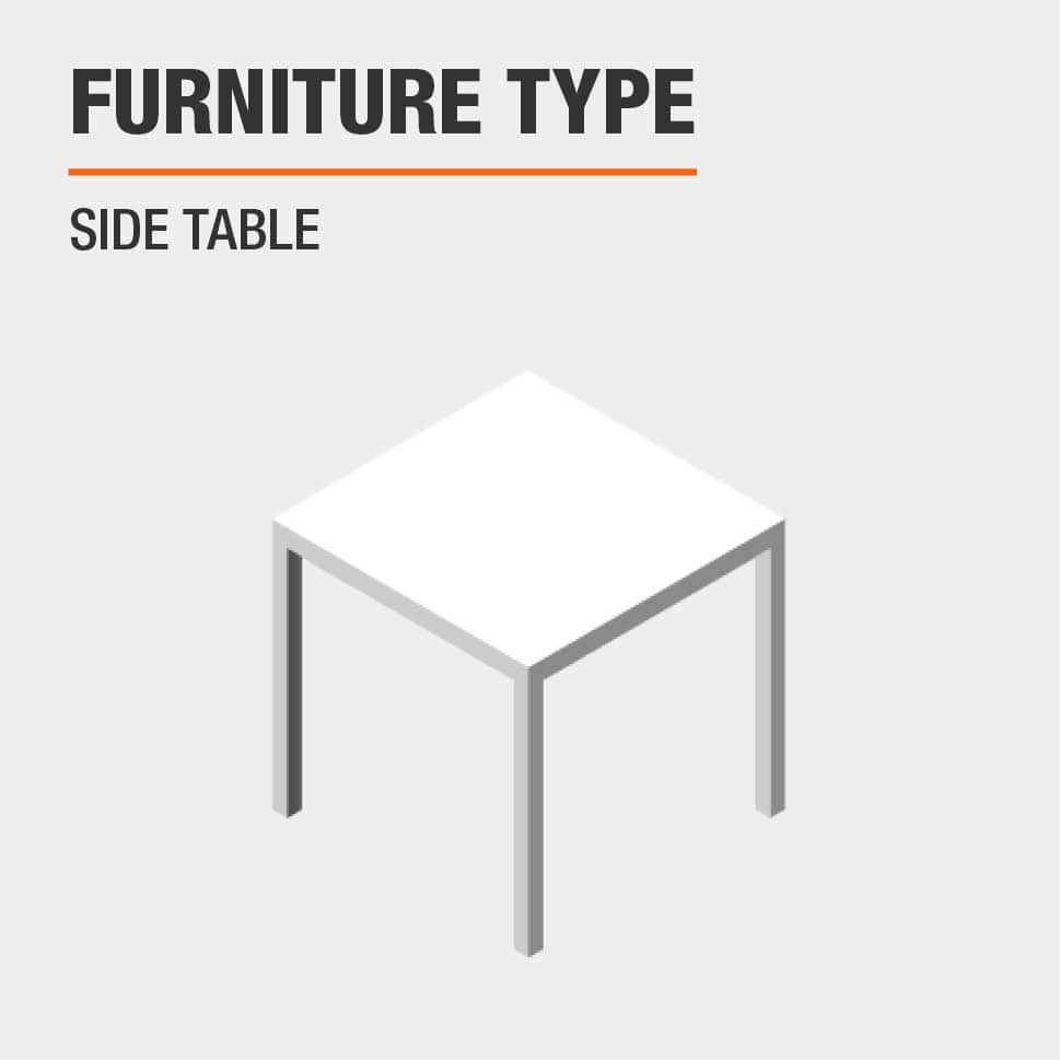 Furniture Type  Side Table