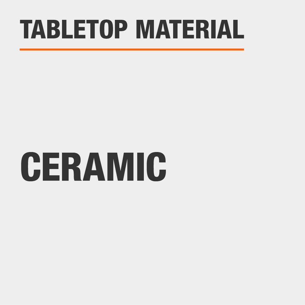 Tabletop Material Ceramic