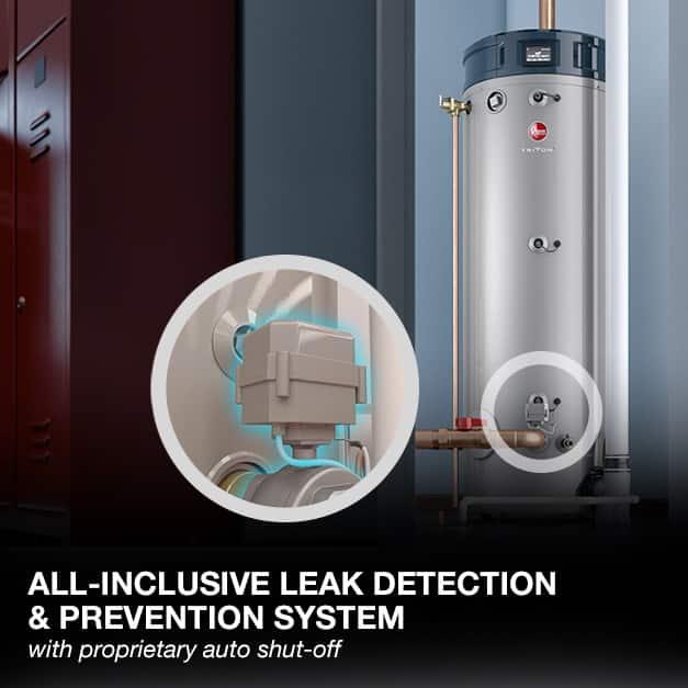 All-Inclusive Leak Detection & Prevention System