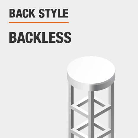 Back Style Backless