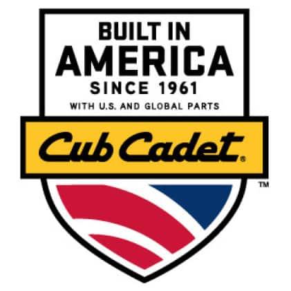 lawn mower, tractor, rider, America, Cub Cadet