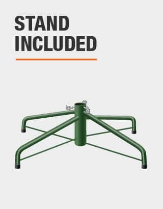 This product includes stand