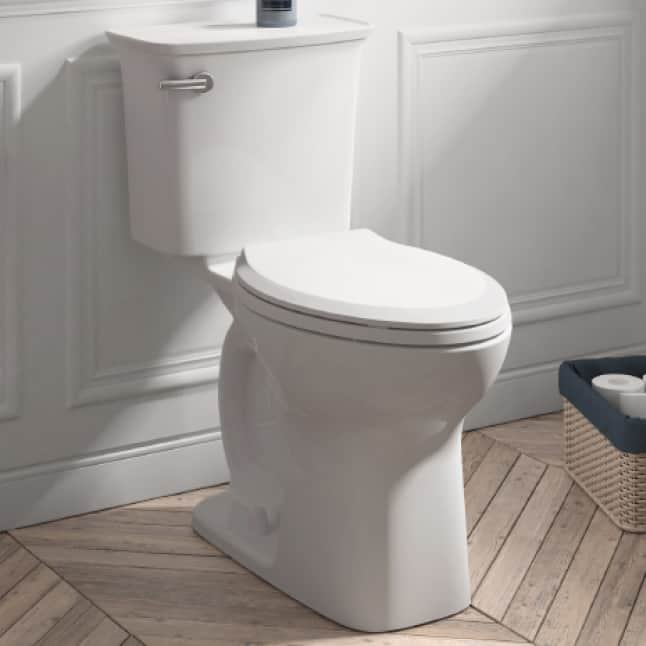 Two-Piece Cadet Ovation Toilet