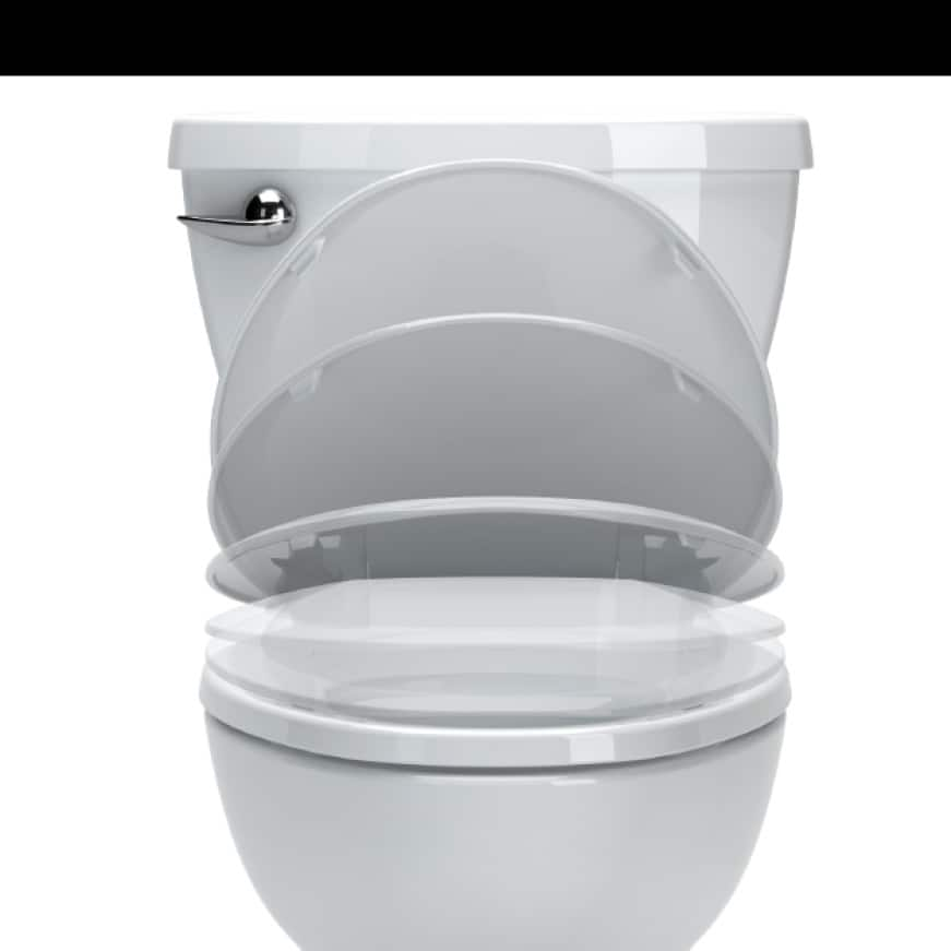 Cadet Ovation Toilet with Slow-Close Seat