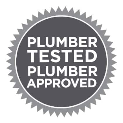 Plumber Tested Plumber Approved
