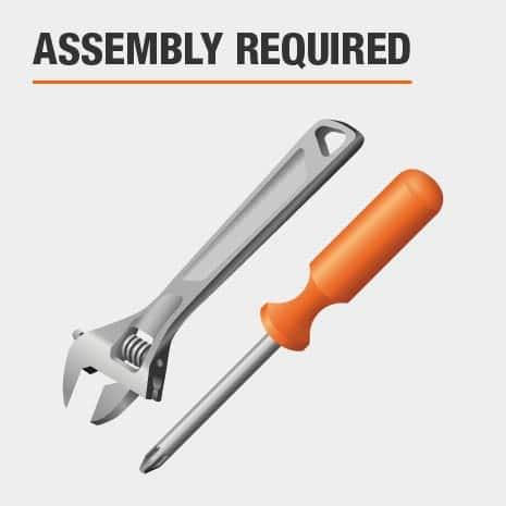 product assembly required