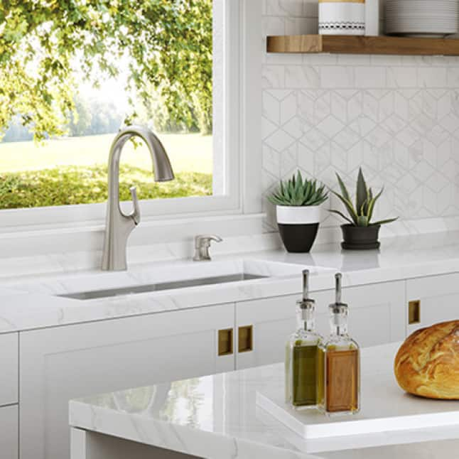 See also: Ladera Kitchen Faucet