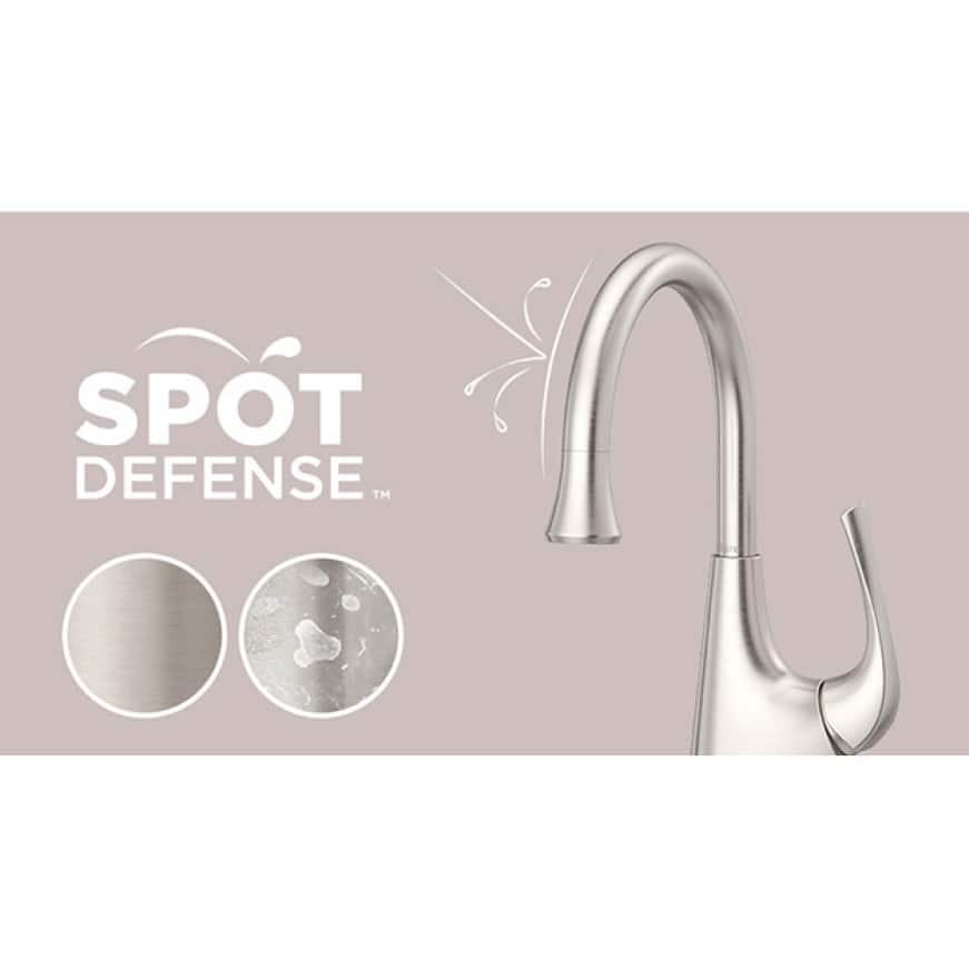 Spot Defense Finish
