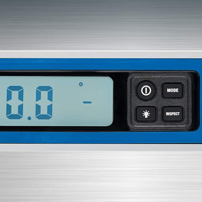 Backlit Digital Display