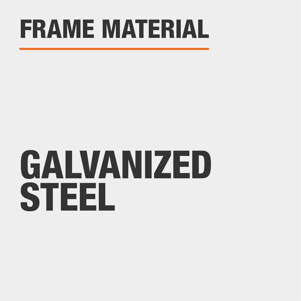 Frame Material Galvanized Steel