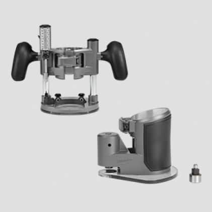 Compatible with the Milwaukee Plunge Base and Offset Base