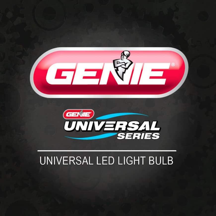 Genie garage door opener LED light bulb