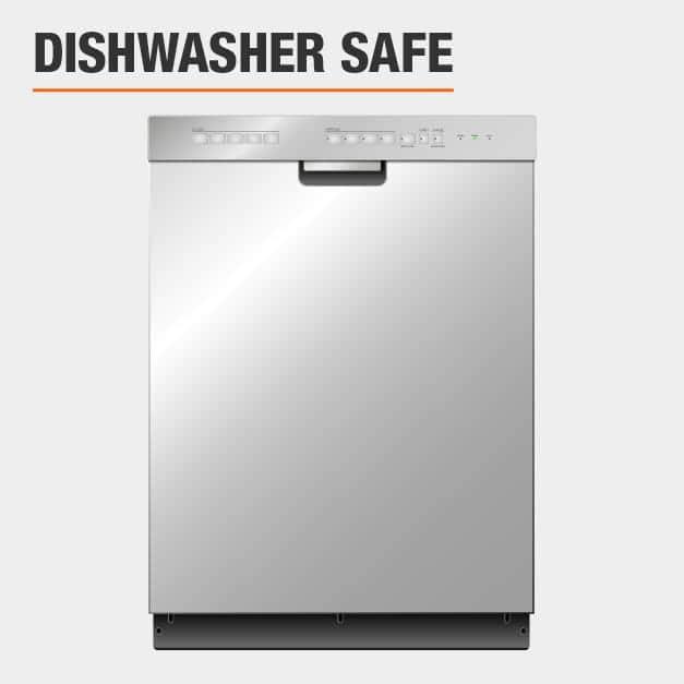 Flatware set is dishwasher safe
