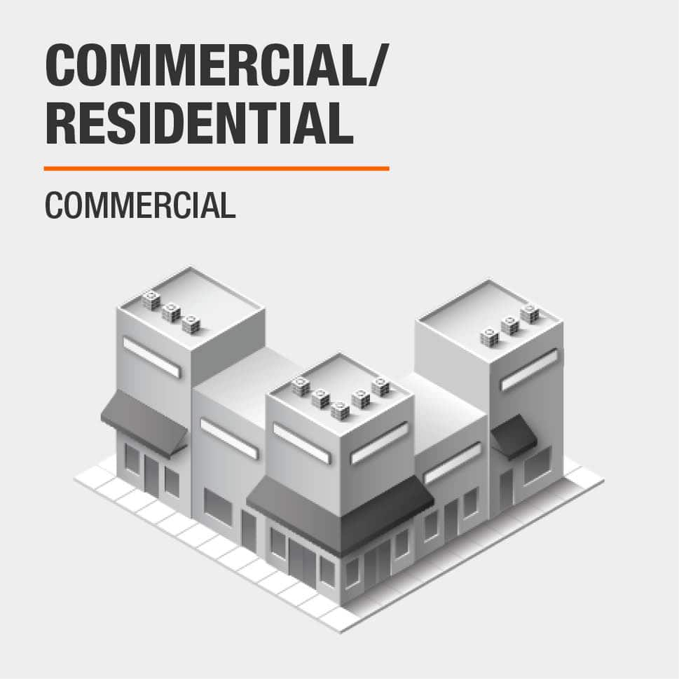Commercial/Residential  Commercial