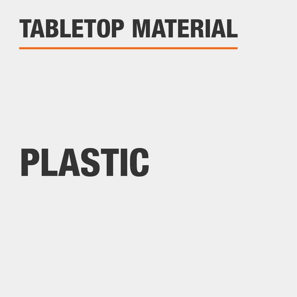 Tabletop Material Plastic