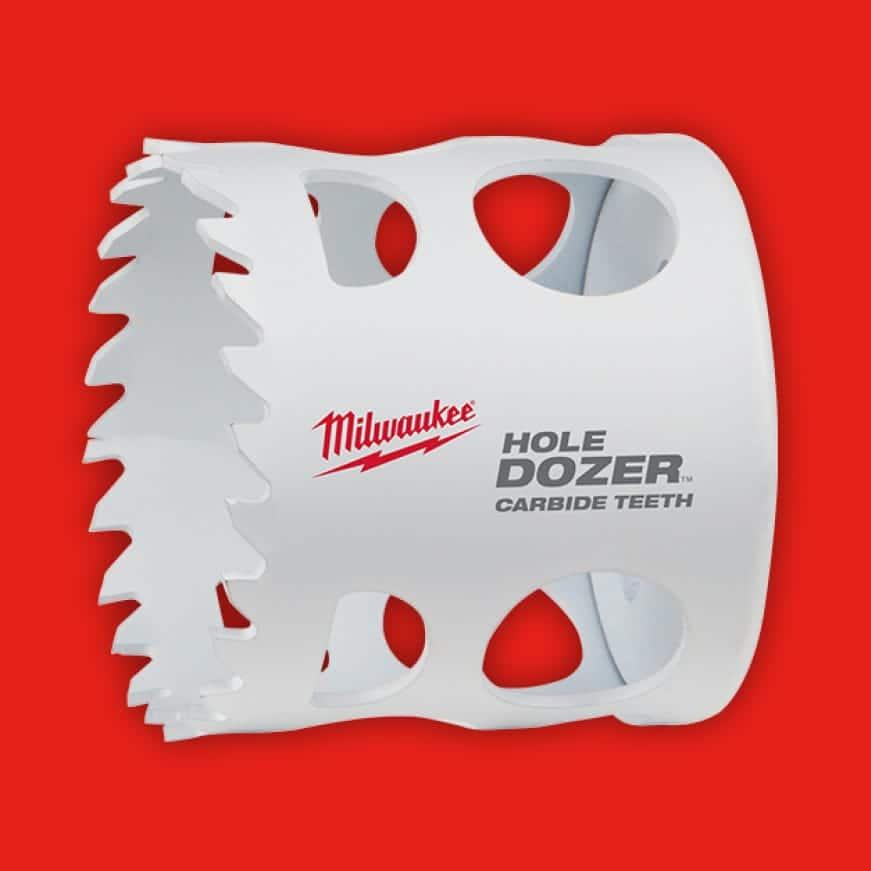 Milwaukee Carbide Teeth Technology