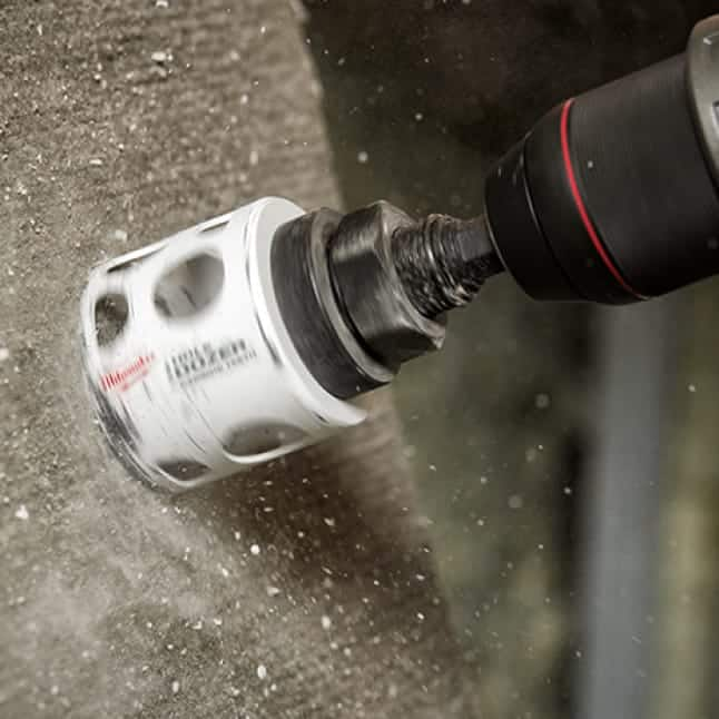 Reduced Friction and drag, increasing overall speed and cordless efficiencies