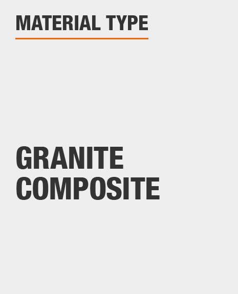 Granite Composite Material