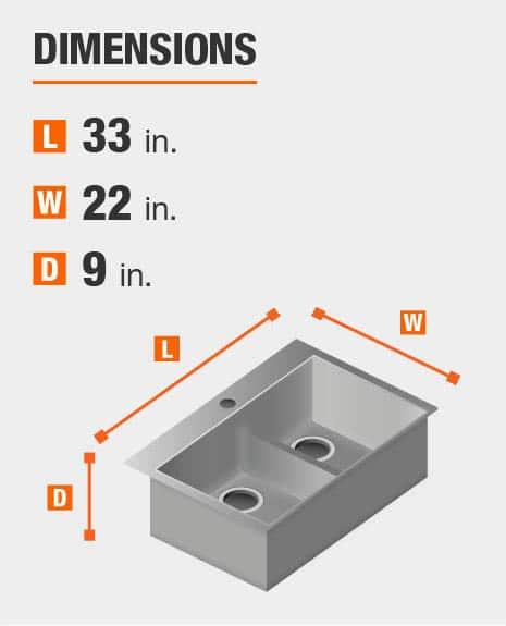 Granite Sink Dimensions