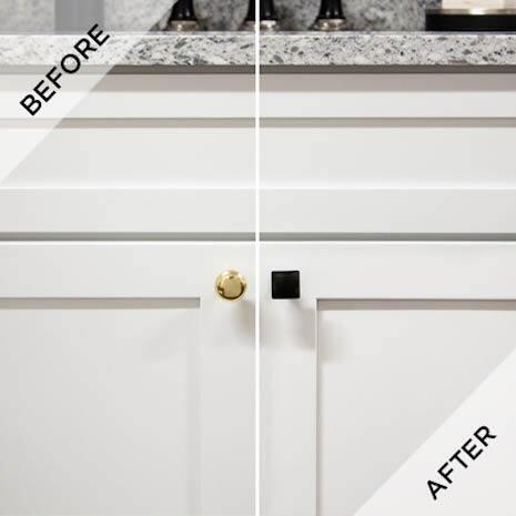 Easy Cabinet Hardware Updates
