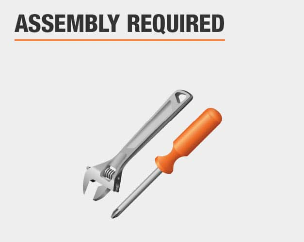 Assembly is required for this item.