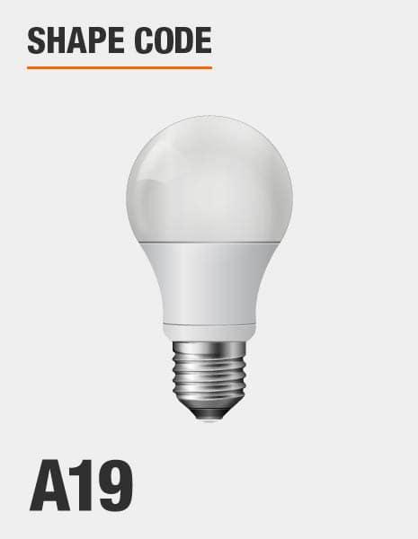 Bulb Shape Code