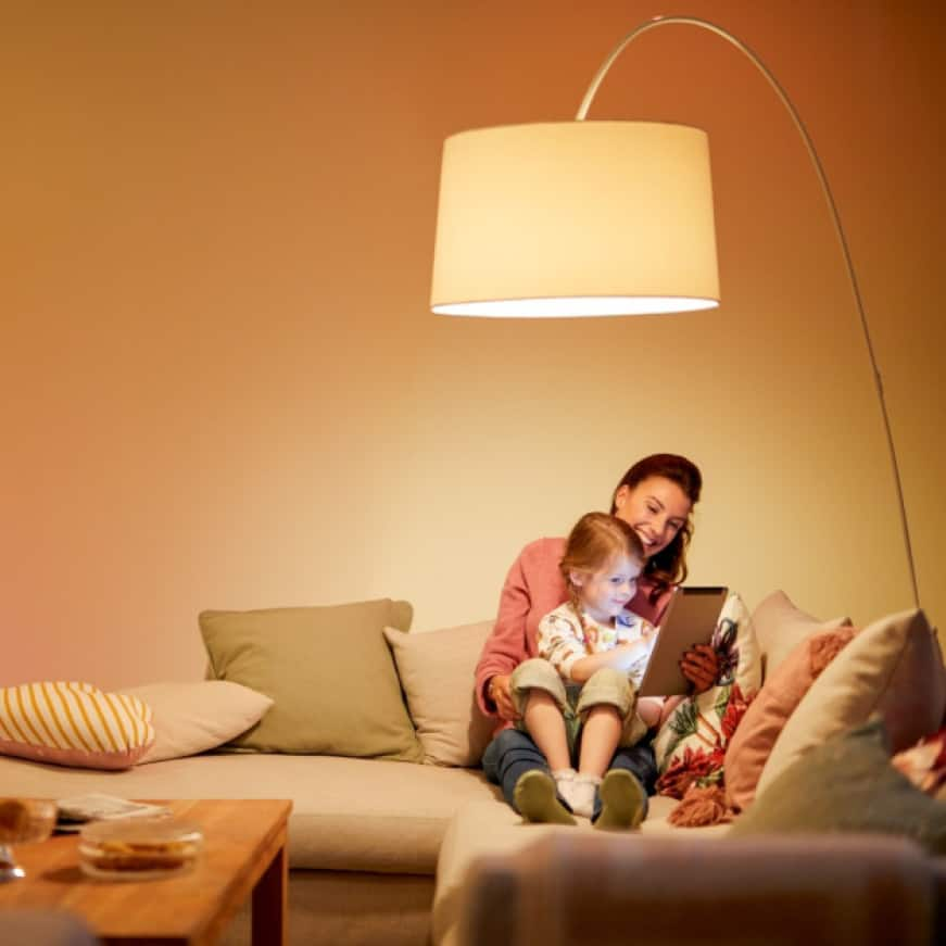 Easy smart lighting for a more convenient everyday life