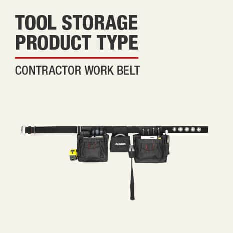 This product is a Contractor Work Belt