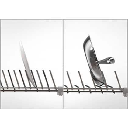 Flexible Loading With Adjustable Tines