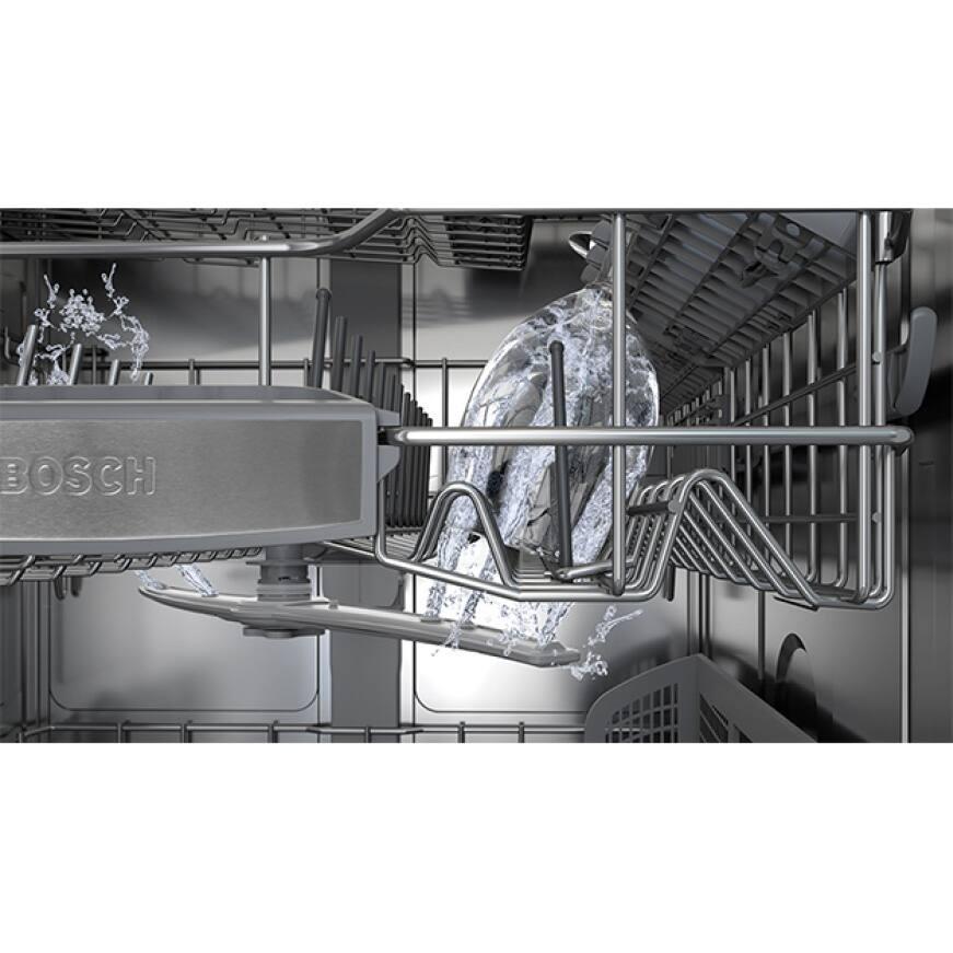 Bosch Dishwashers PrecisionWash System