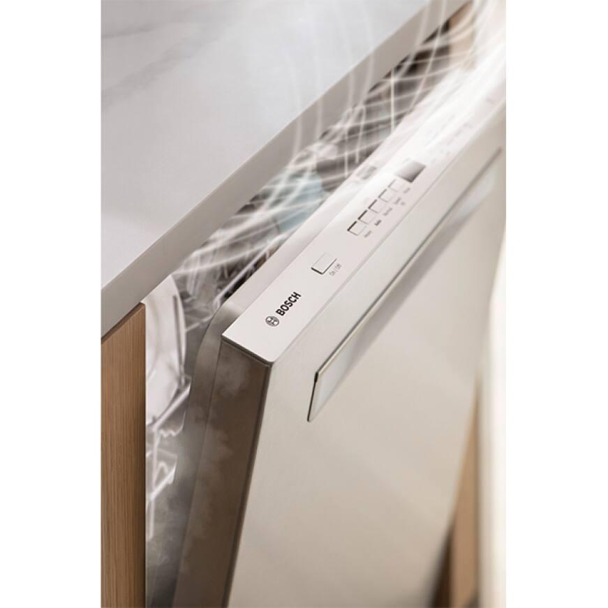 Bosch Dishwashers AutoAir Drying Option