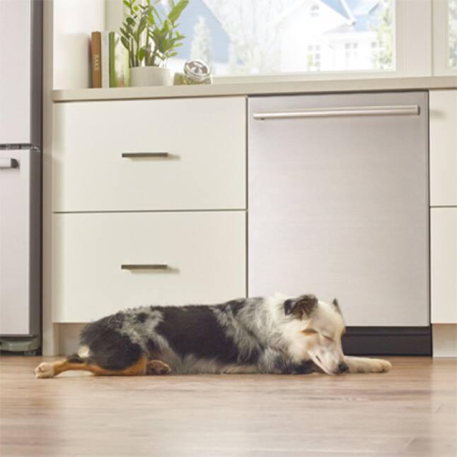Bosch 44dBA Quiet Dishwasher