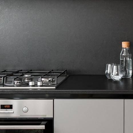 Kitchen Paint Semi Gloss Dark Gray