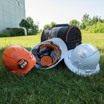 Klein Tools Quality Hard Hats