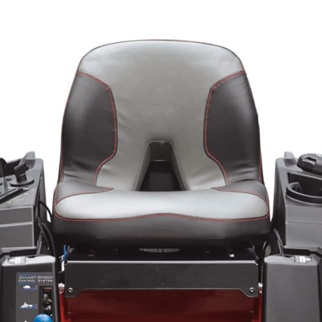 image of handcrafted seat