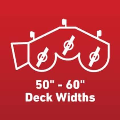 deck size icon
