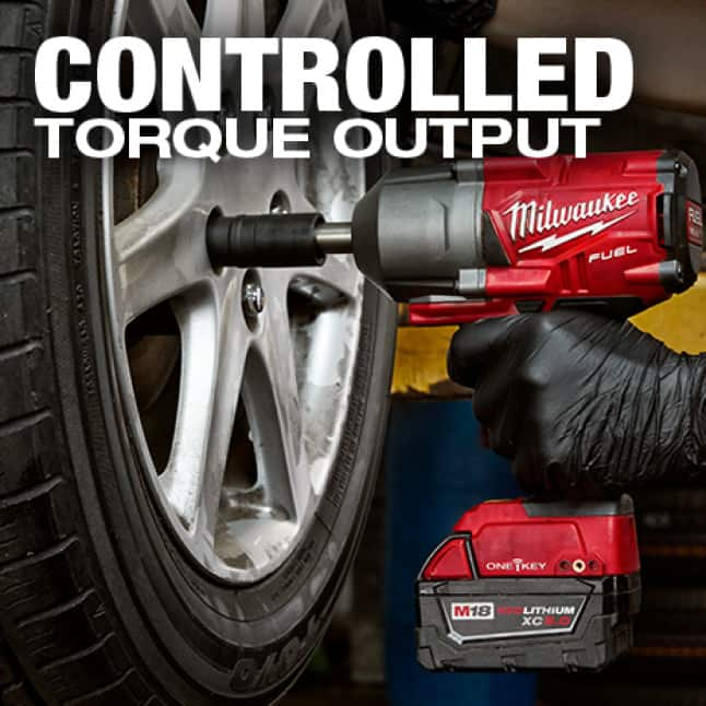 Quickly gets you closer to the target torque of the job at hand, while preventing overtightening