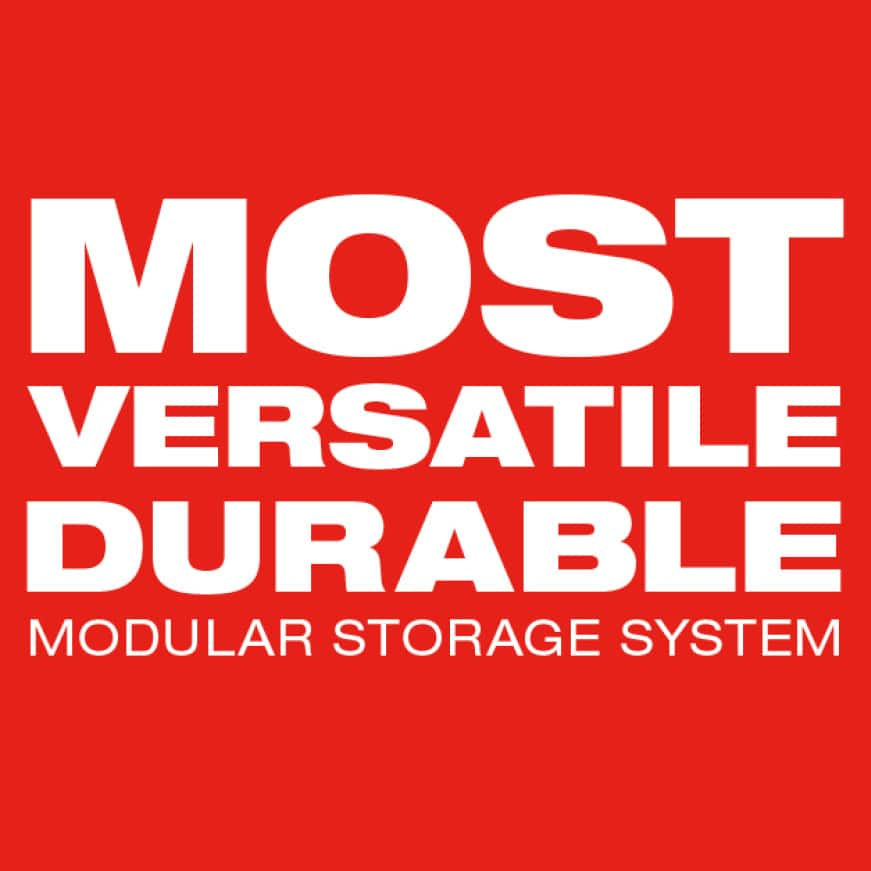 Plate mount part of PACKOUT Modular Storage System