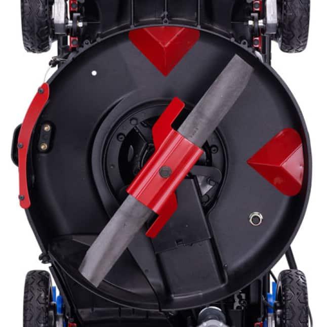 Dual Accelerator Blade