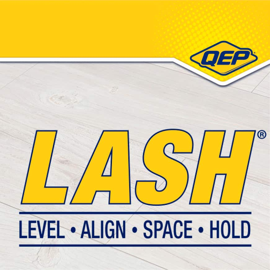 Level, Align, Space and Hold your tile in place for a professional looking tile installation