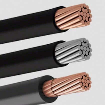 Up to 750 MCM Cu & Al THHN / XHHW and 500 MCM Cu RHW / RHH/ USE cables