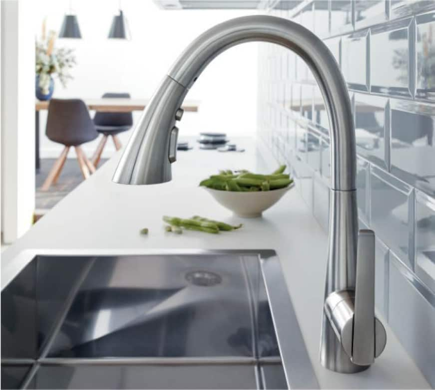 LadyLux 2 Kitchen Faucet Collection