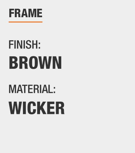 Frame Color and Material